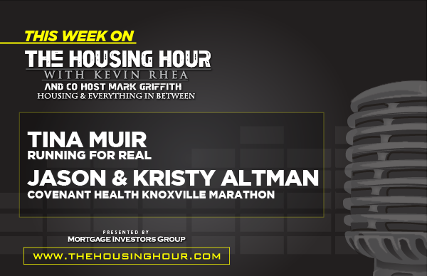 This Week on The Housing Hour: Tina Muir, Jason & Kristy Altman