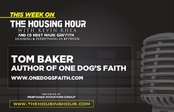 This Week on The Housing Hour: Tom Baker