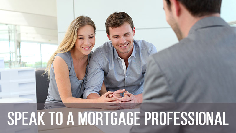 When It's Time to Speak to a Mortgage Professional