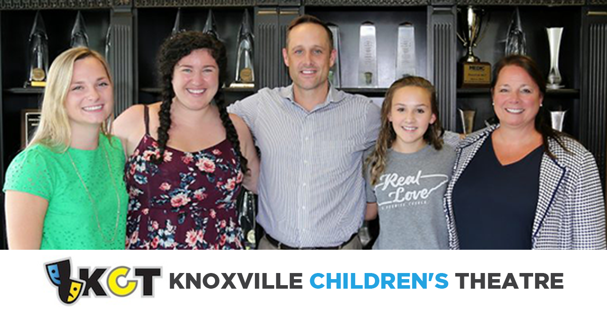 This Week on The Housing Hour: Knoxville Children's Theatre