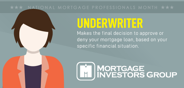 Department Highlight: Underwriting
