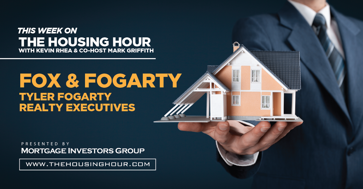 This Week on The Housing Hour: Tyler Fogarty