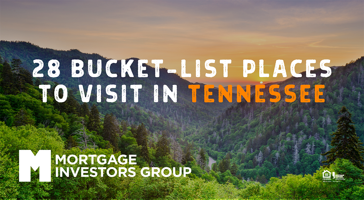 28 Bucket-List Places to Visit in Tennessee