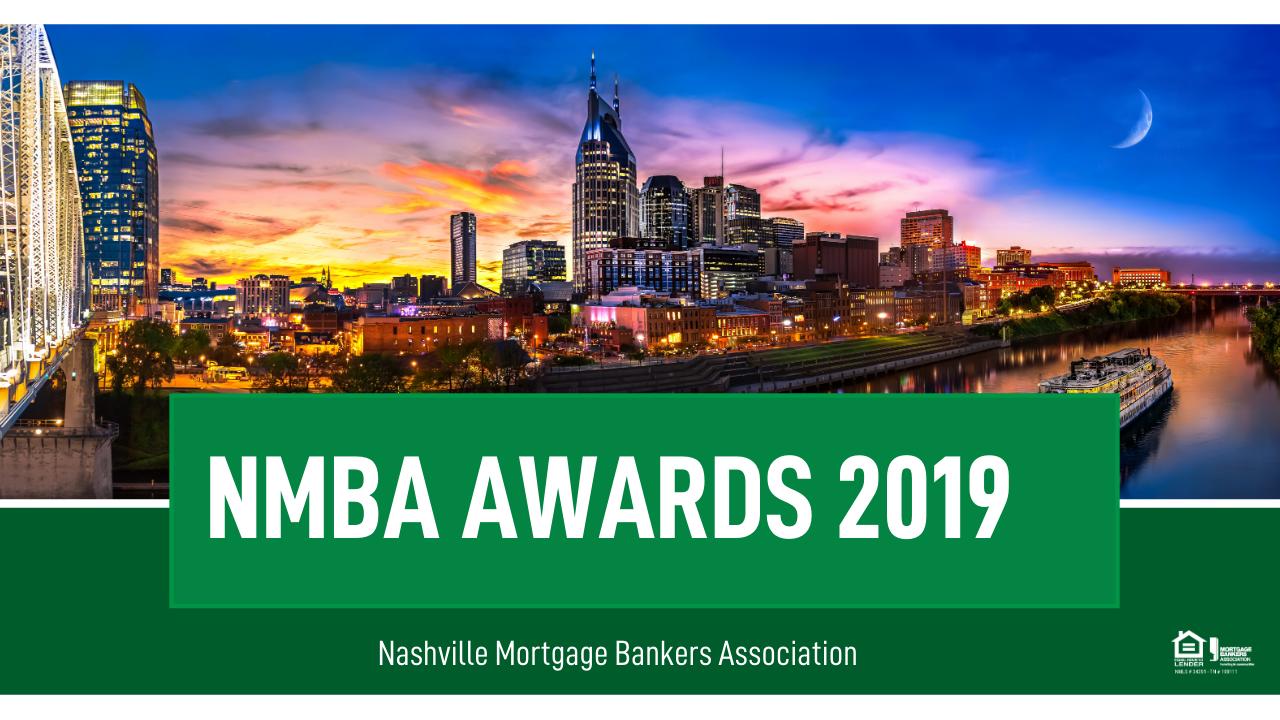 2019 NMBA Awards