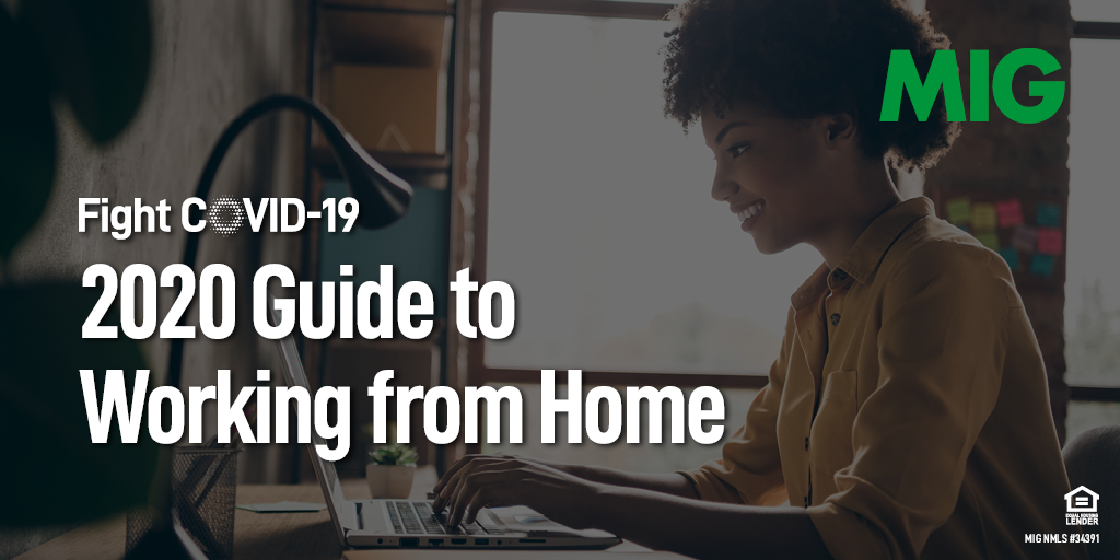 2020 Guide to Working from Home