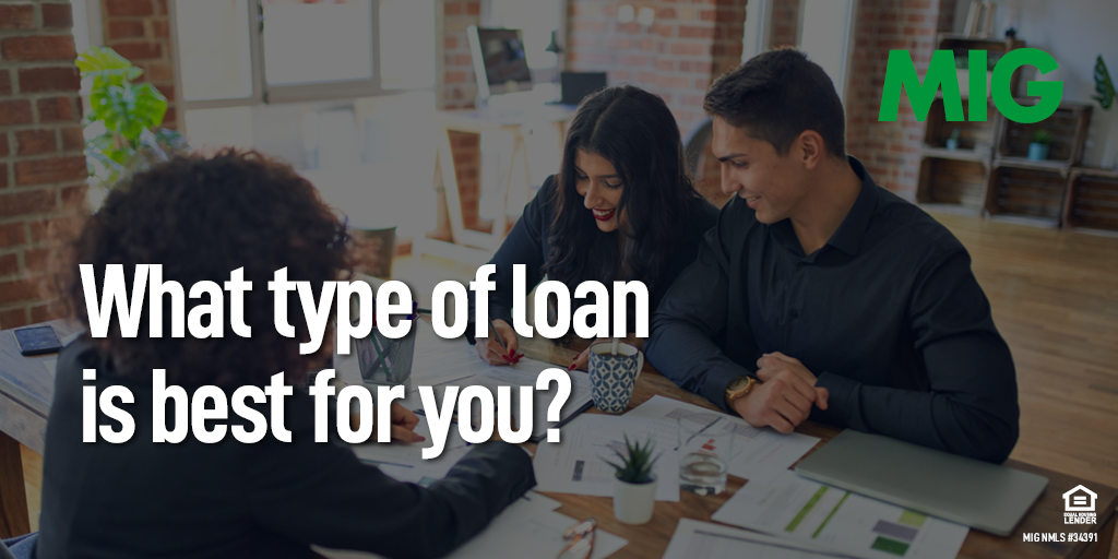 What Type of Loan Is Best for You When Purchasing a House?