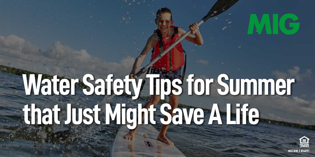 Water Safety Tips for Summer that Just Might Save A Life