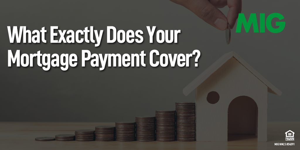 What Exactly Does Your Mortgage Payment Cover?
