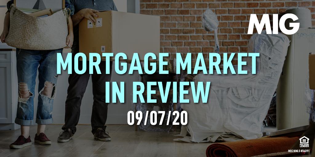 MIG Market Watch, September 7th, 2020