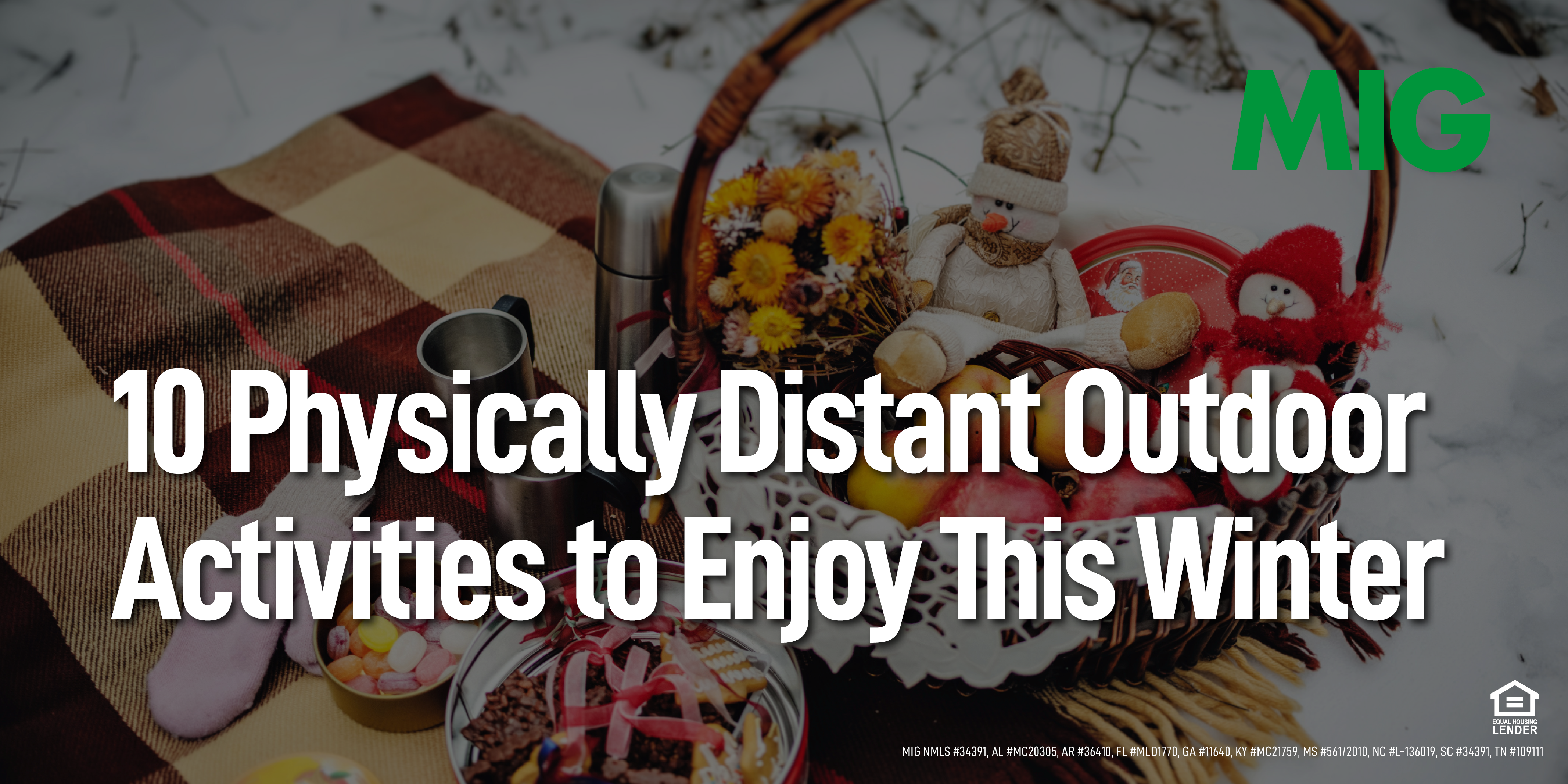 10 Physically Distant Outdoor Activities to Enjoy This Winter