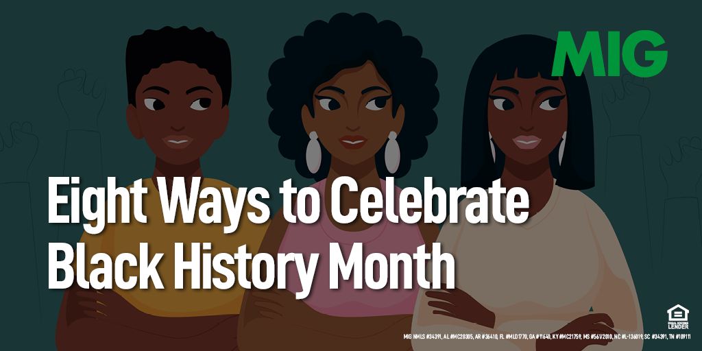 Eight Ways to Celebrate Black History Month