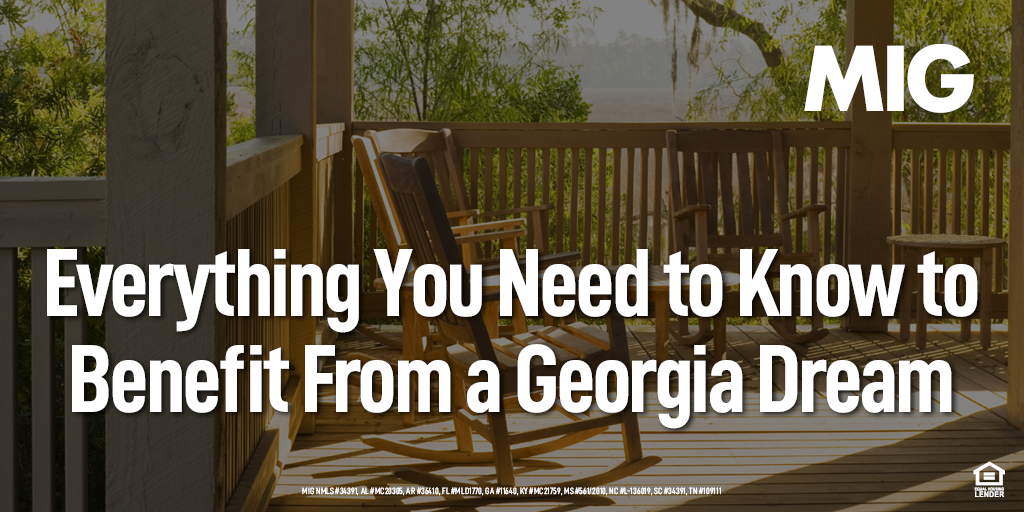 Everything You Need to Know to Benefit From a Georgia Dream Loan