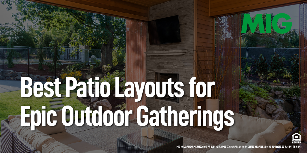 Best Patio Layouts for Epic Outdoor Gatherings