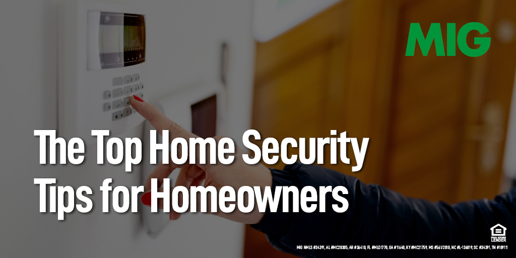 The Top Home Security Tips for Homeowners