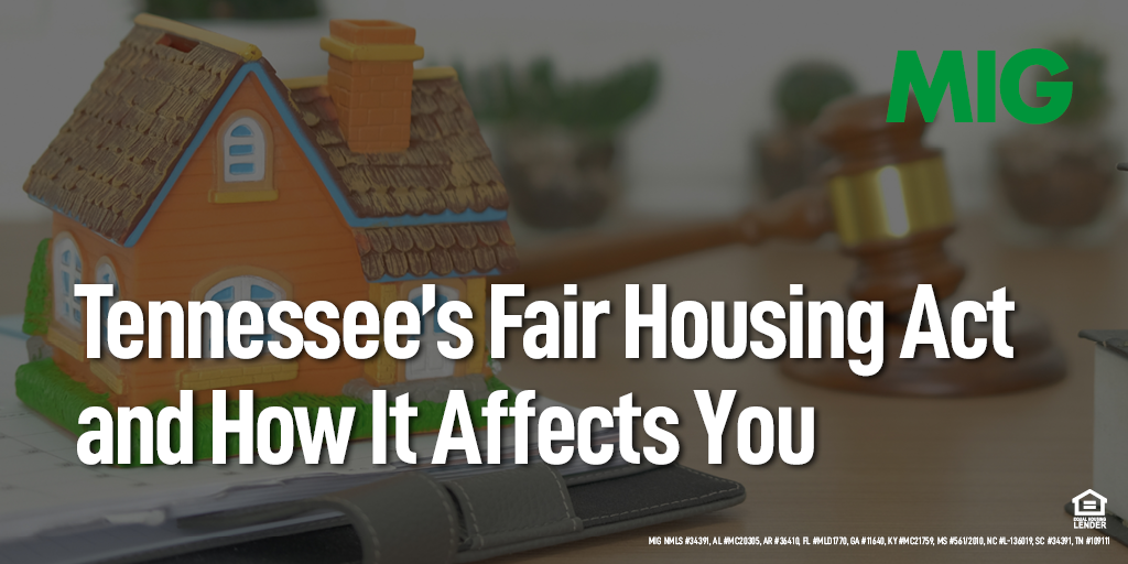 Tennessee's Fair Housing Act and How It Affects You