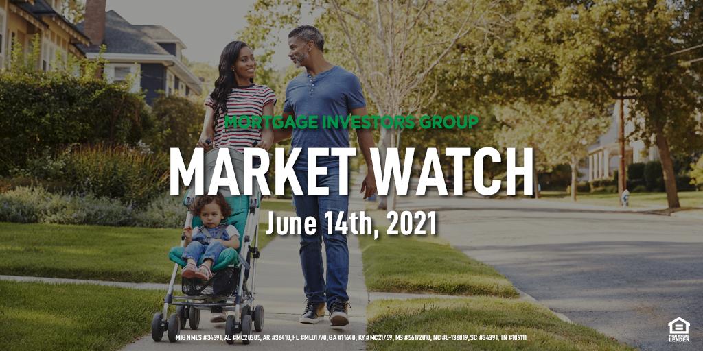MIG Market Watch, June 14th 2021