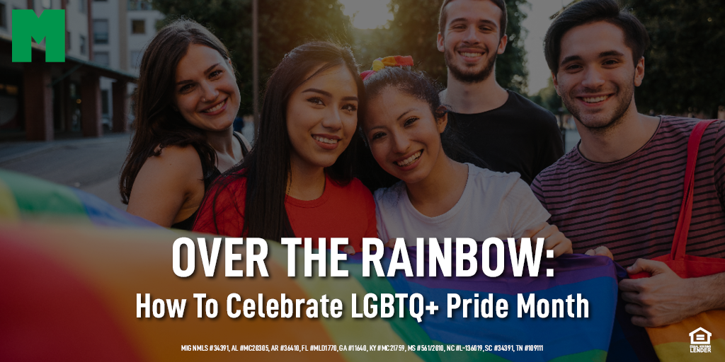 Over the Rainbow: How To Celebrate LGBTQ+ Pride Month