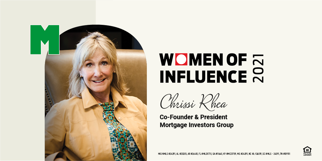 HousingWire Announces the 2021 Women of Influence