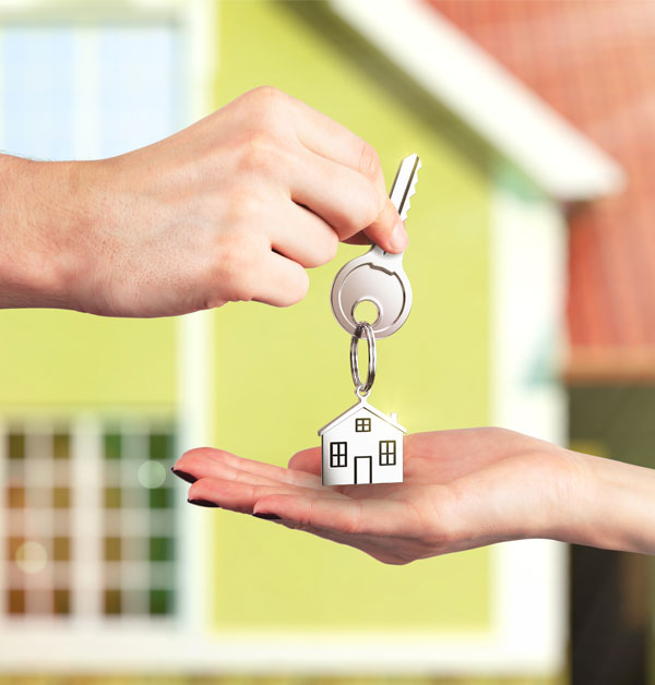 Find out what a jumbo loan is - image of new home keys - Mortgage Investors Group